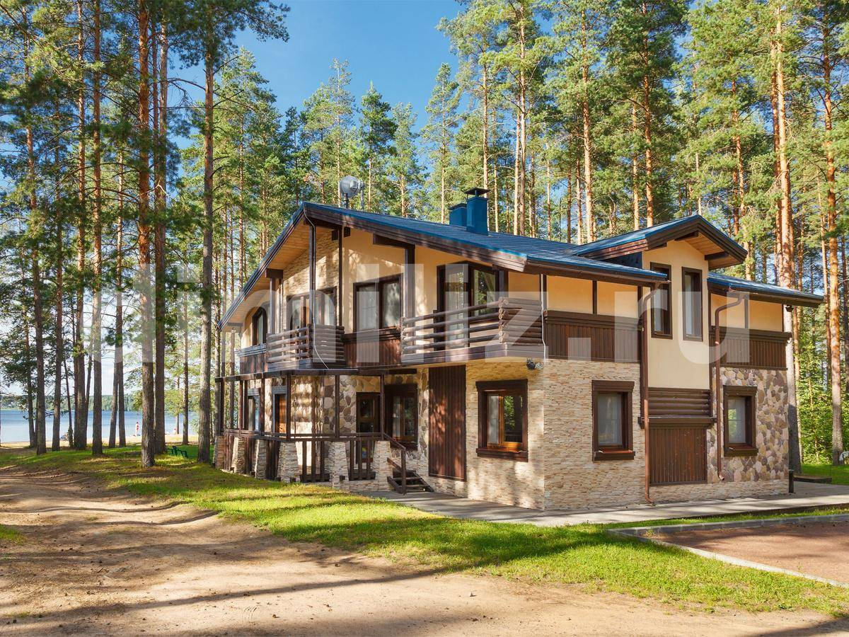 Дома от 0.67 млн руб в коттеджных посёлках ленобласти и спб