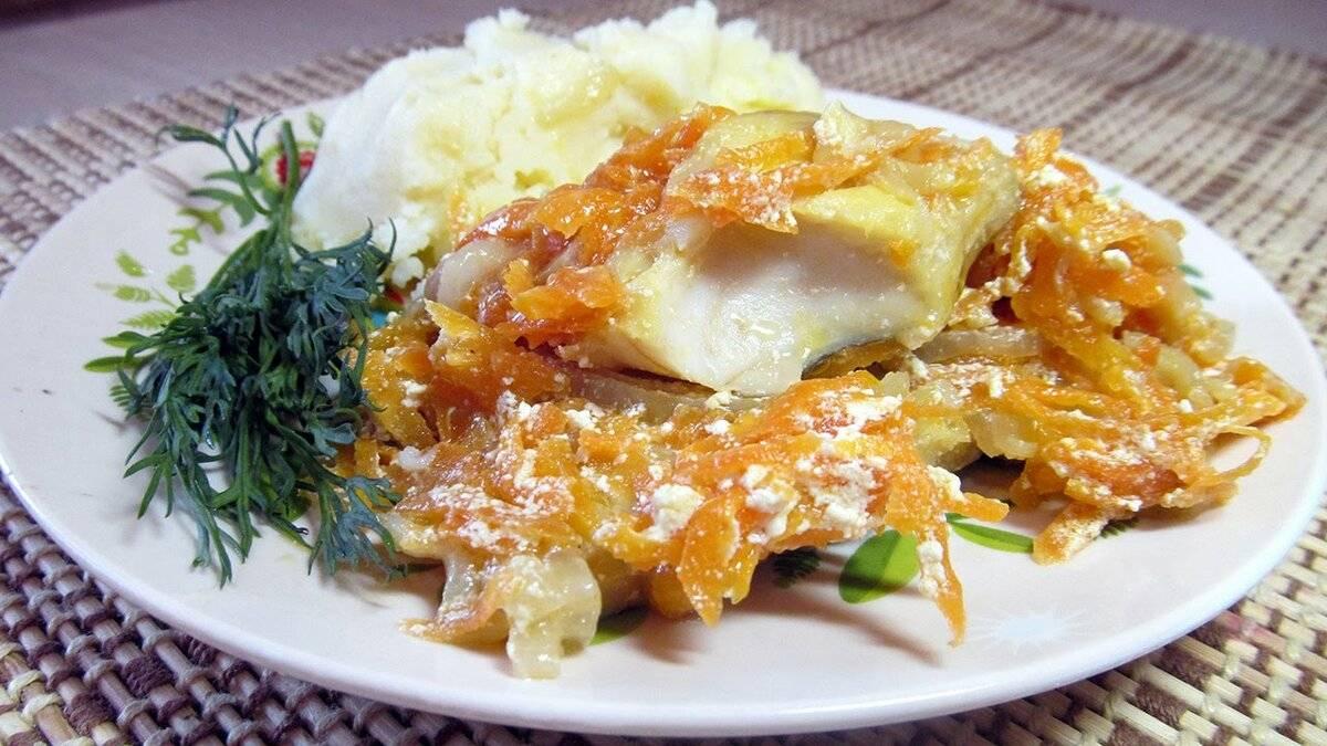 Рыба в сметане (1000 рецептов с фото) - рецепты с фотографиями на поварёнок.ру