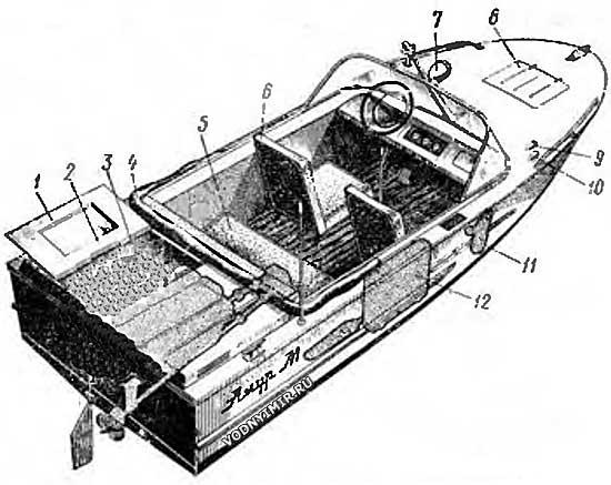 """""""амур"""" (катер): технические характеристики, фото"""