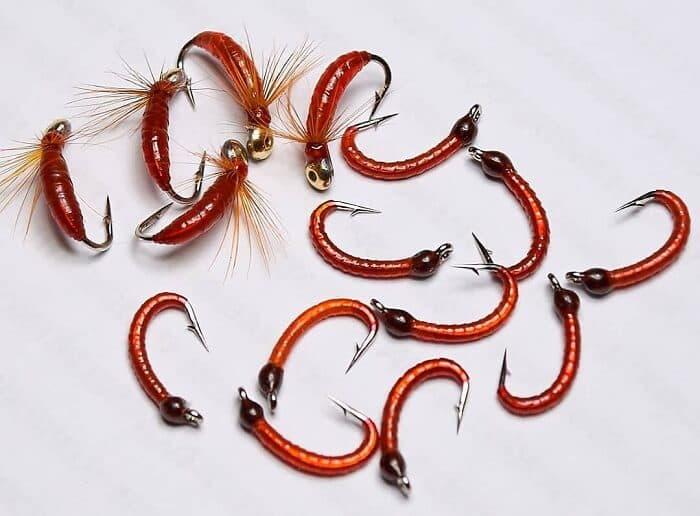 Зимняя блесна на окуня: 10 лучших для зимней рыбалки