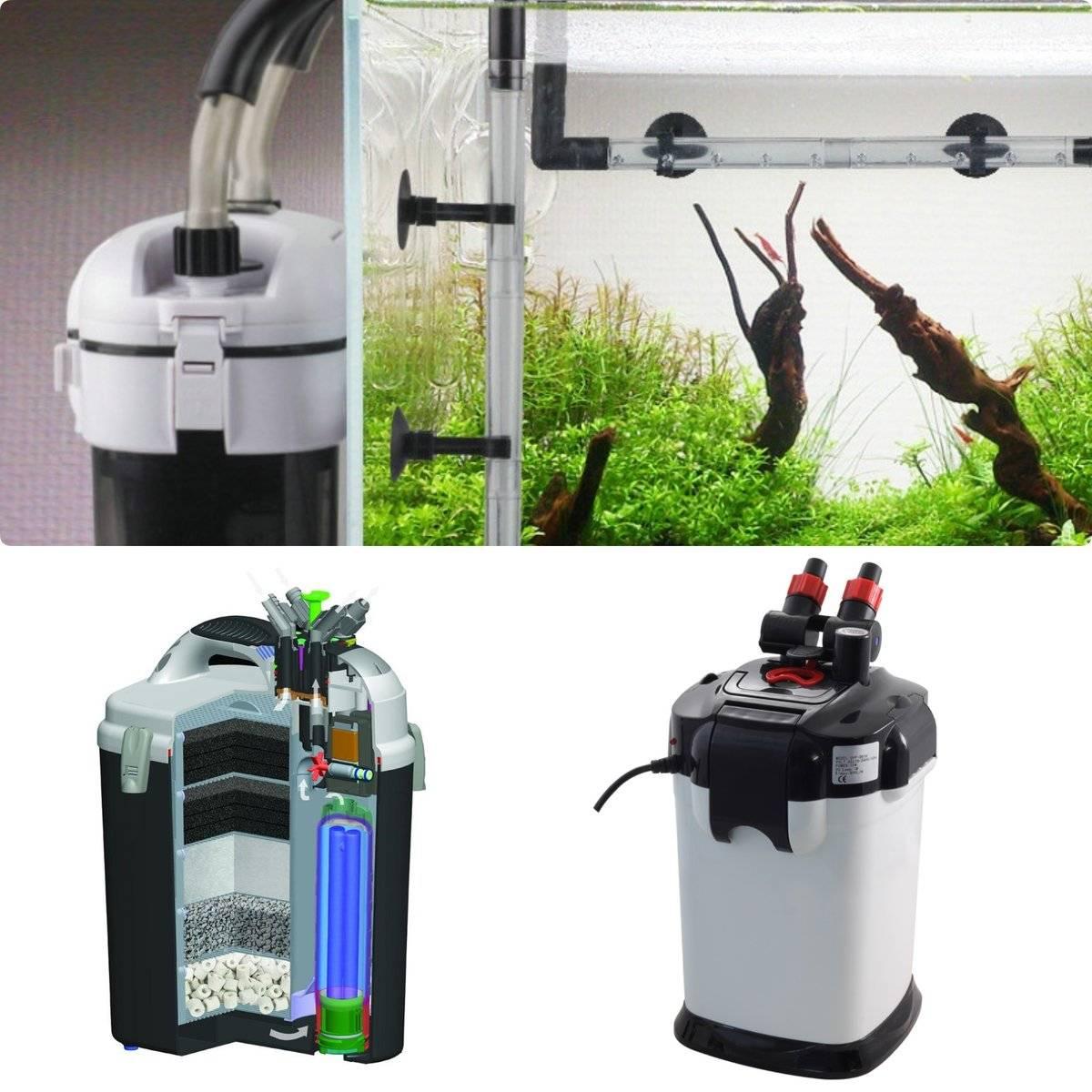 Как отремонтировать аквариумный фильтр. aquael