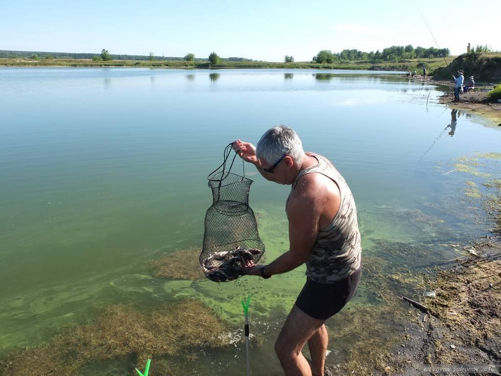 Платная рыбалка на набережных челнах