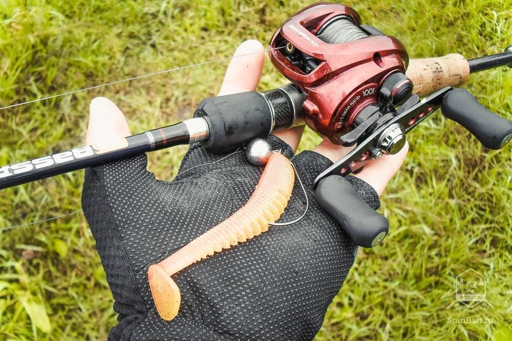 Каролинская оснастка для спиннинга: особенности монтажа на щуку, техника ловли, проводка