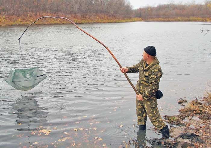 Ловля щуки на живца с поплавком видео