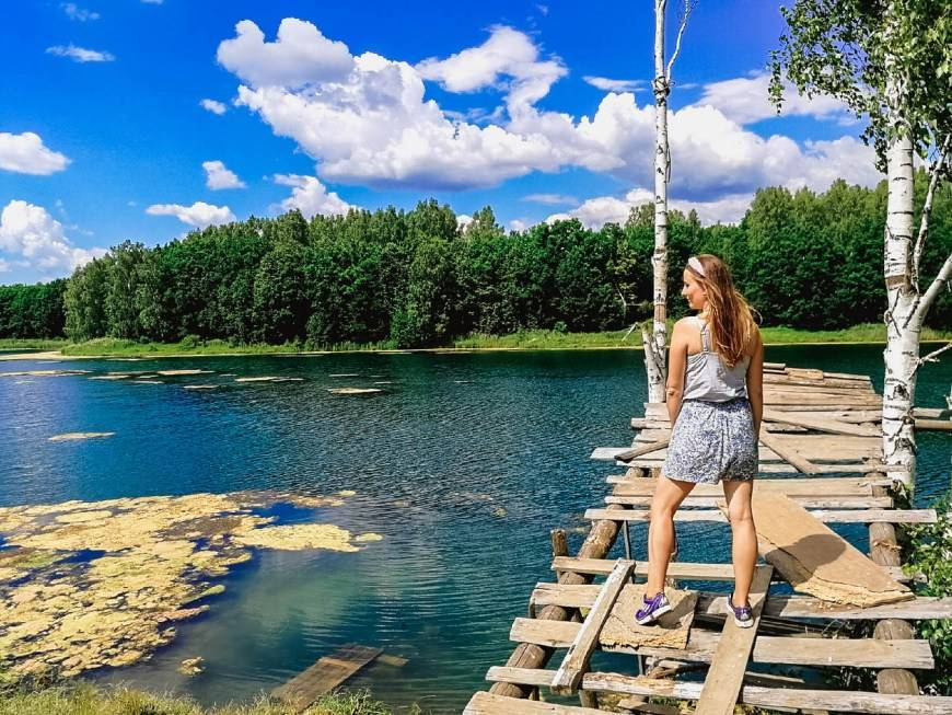 Пустынские озёра, нижегородская область. отдых, карта. отели рядом, фото, видео, как добраться