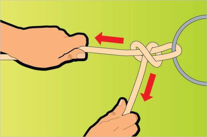 Способы завязать узел и хорошо связать две веревки