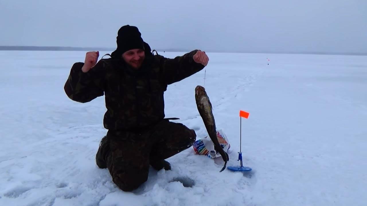 Рыбалка в крутинской области