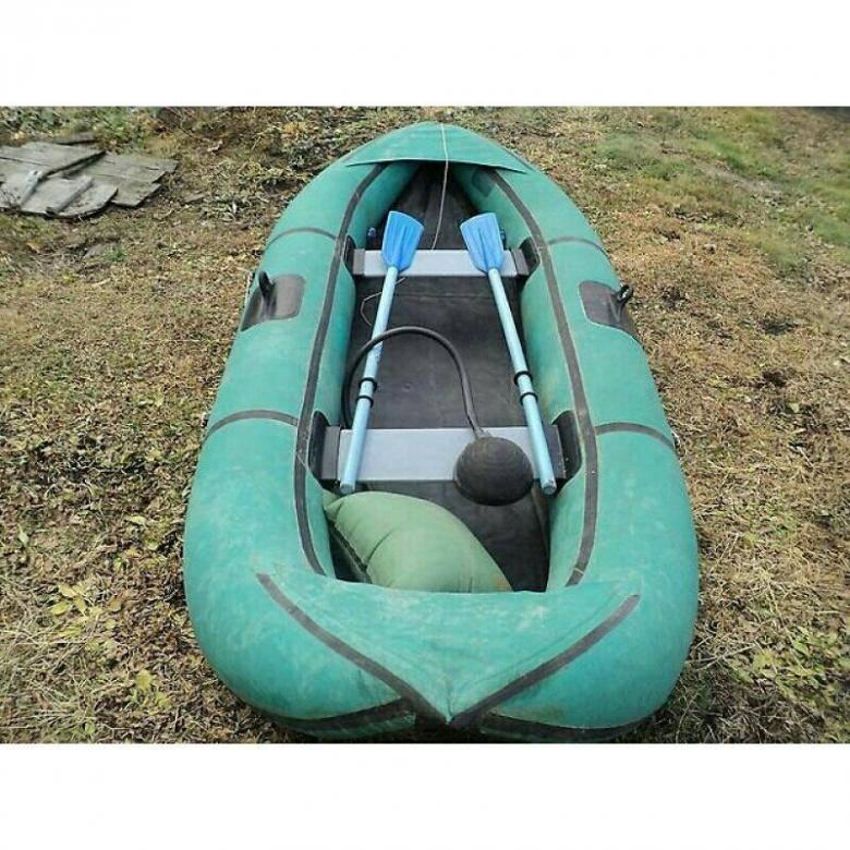 Резиновая лодка «уфимка» – особенности конструкции