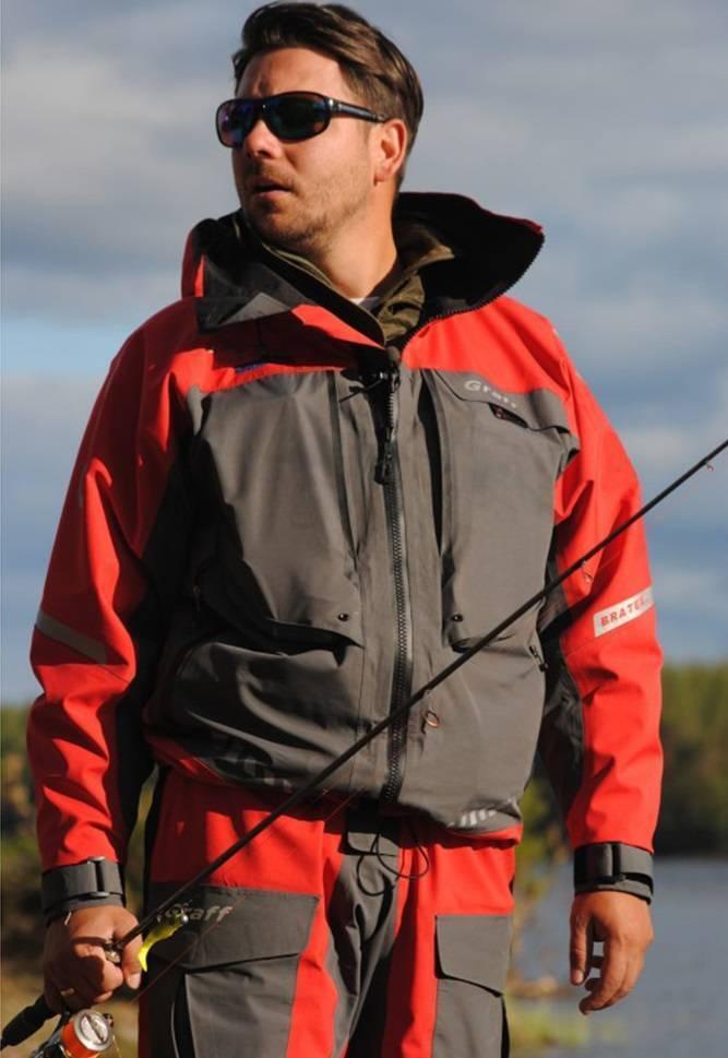 Рыболовные костюмы