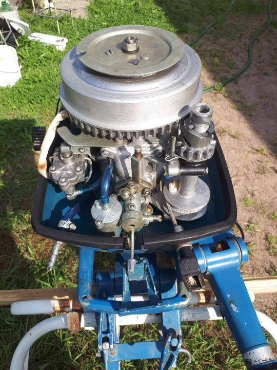 Лодочный мотор ветерок 8, 8м, 12: технические характеристики, отзывы