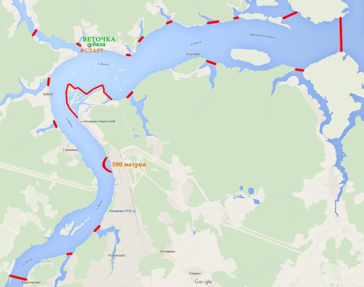 Белоярское водохранилище: отдых и рыбалка