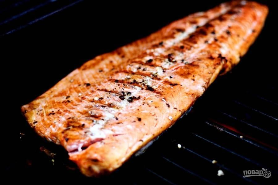 Блюда из рыбы на гриле - простые пошаговые рецепты с фотографиями