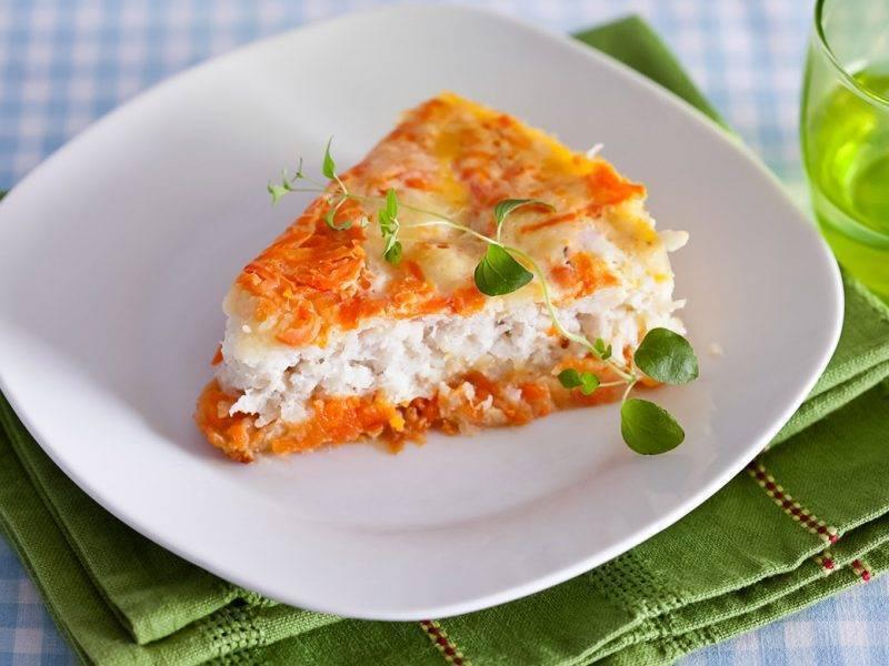 """Рыбное суфле """"утро доброе"""" – кулинарный рецепт"""