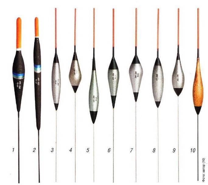 Разновидности поплавков и особенности их выбора для рыбалки с берега – рыбалке.нет