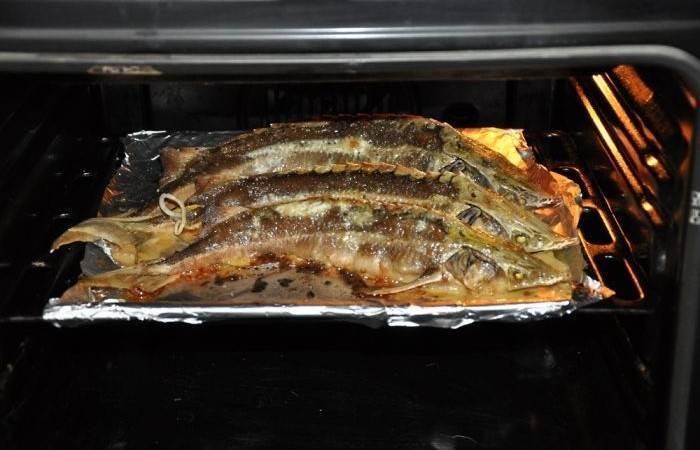Стейки форели, запечённые с рисом в духовке - 10 пошаговых фото в рецепте