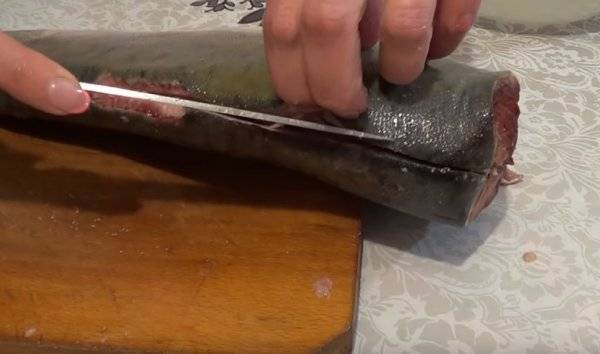 Кижуч - рецепты