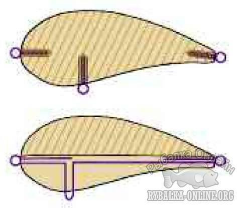 Воблер - своими руками: рекомендации профессионала - спортивное рыболовство