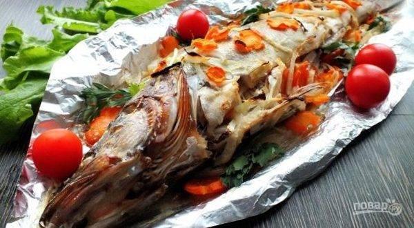 Царская рыба