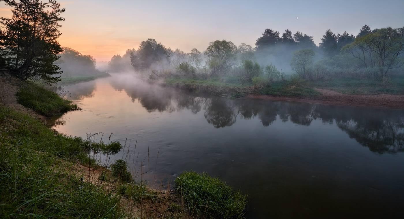 30 главных рек московской области