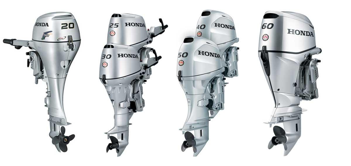 Лодочные моторы 5 л.с. – сравнительный тест