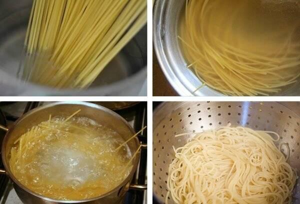 Как и сколько минут варить макароны, чтобы они не слипались