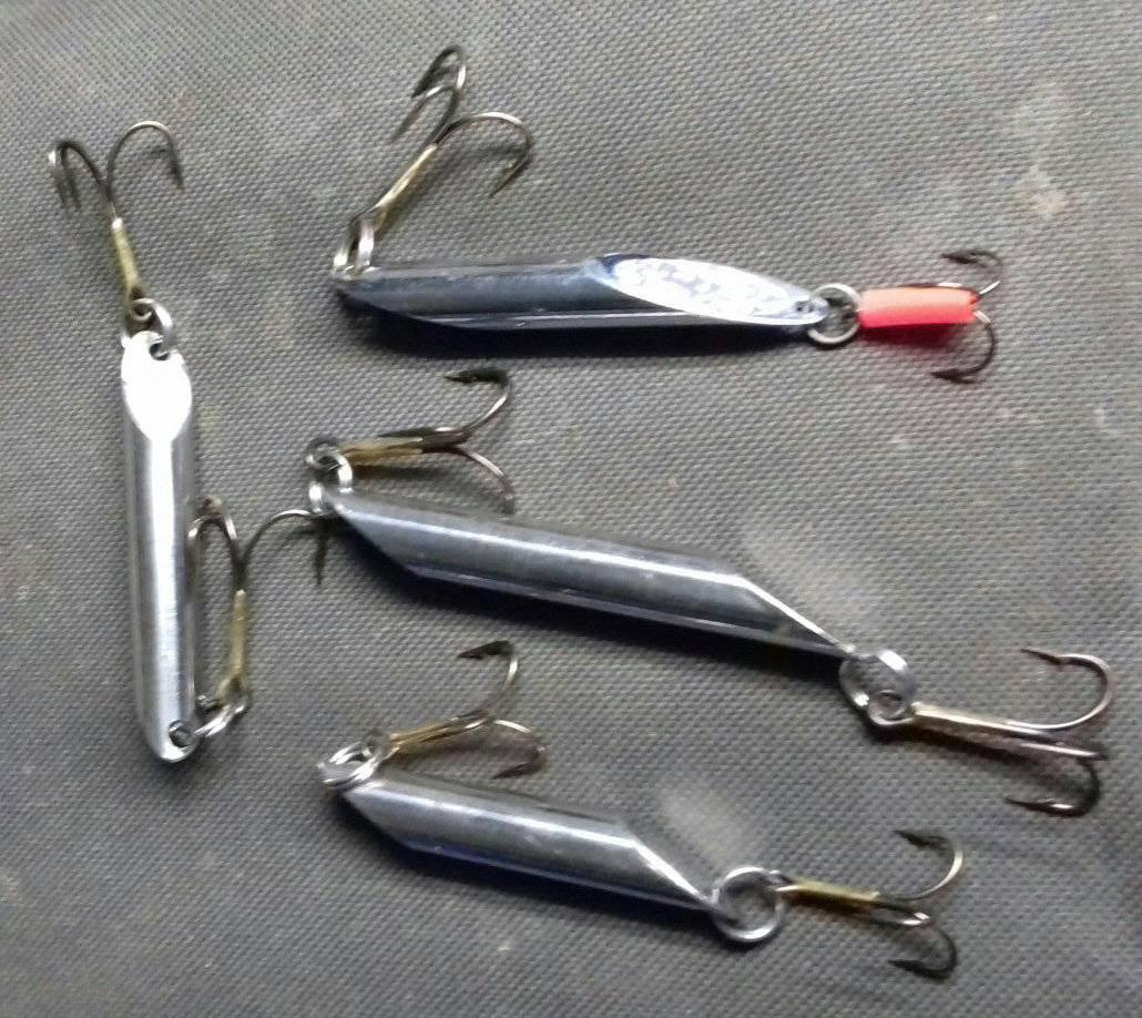 Зимние блесны на судака, топ 7 блесен для успешной ловли