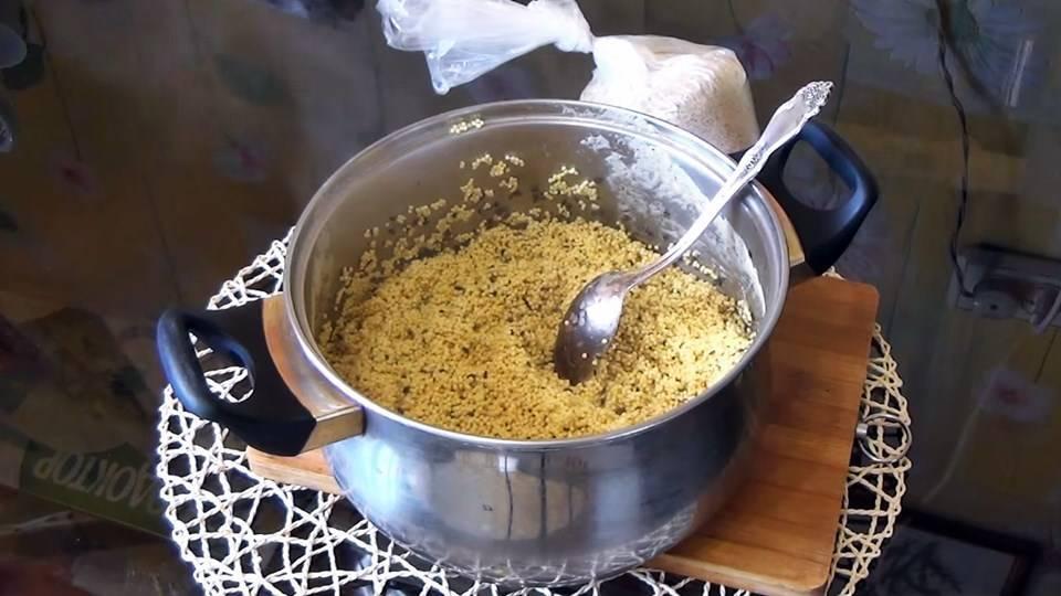 Пшеница для рыбалки и её процесс приготовления