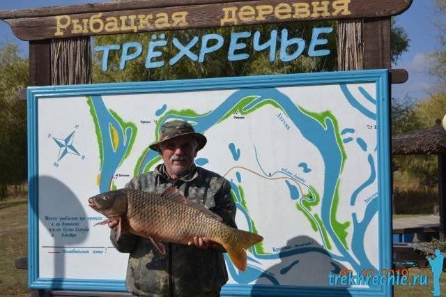 Март на ахтубе. рыбалка в трехречье на хищника и белую рыбу