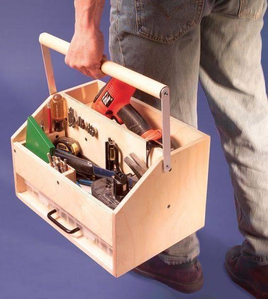Изготовление ящика из фанеры в домашних условиях