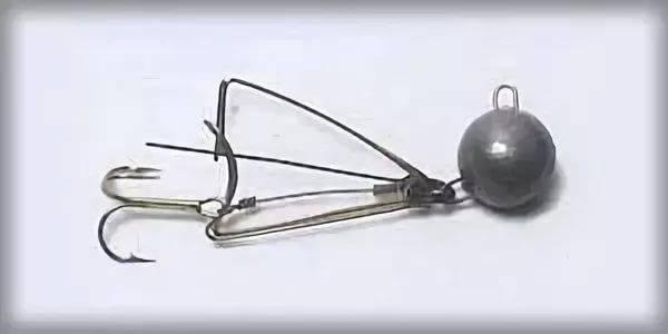 Чертеж капкана на щуку — ловись рыбка