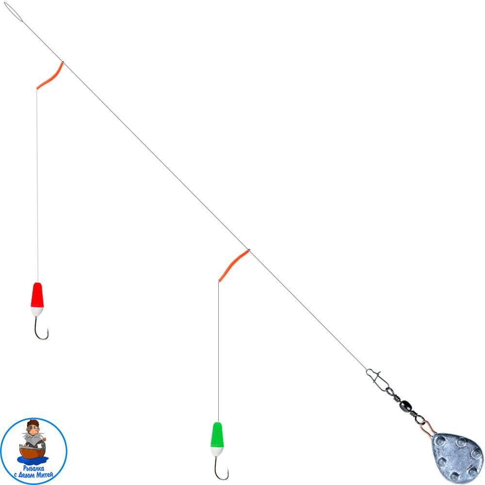 Снасть для ловли пеленгаса на дону - рыбалка