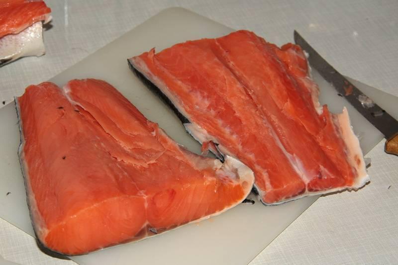 Соленая мелкая рыба – кулинарный рецепт