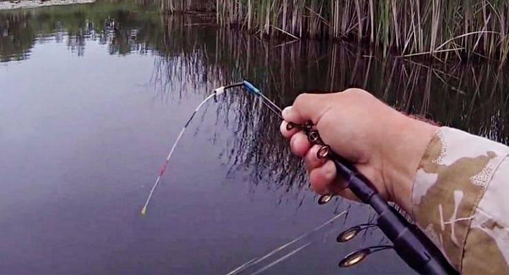 Как изготовить боковой кивок для летней рыбалки своими руками