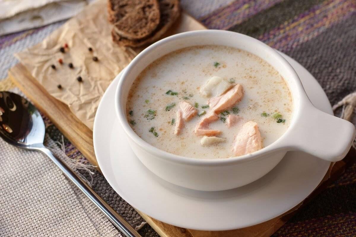 Уха из лосося: варианты рецептов от профессионалов