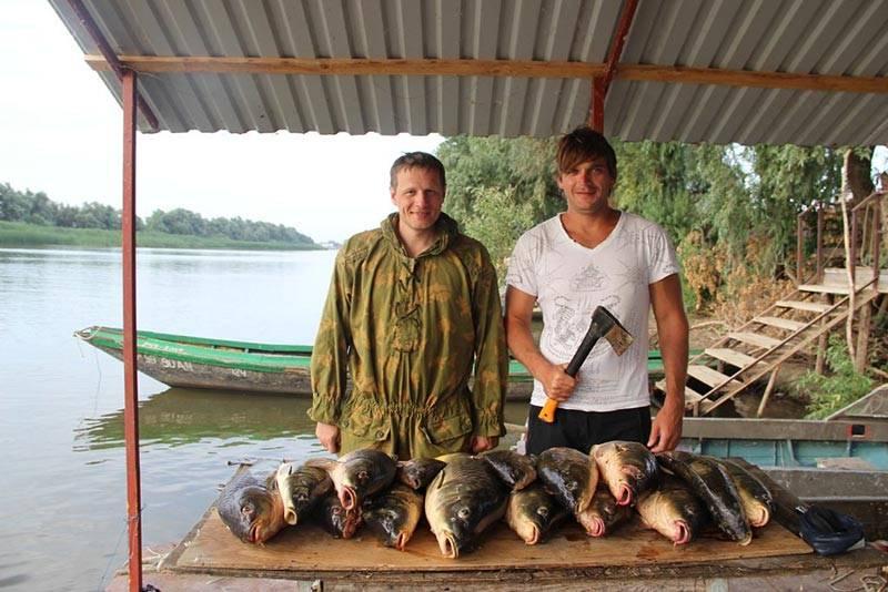 Отличная рыбалка на рыбинском водохранилище