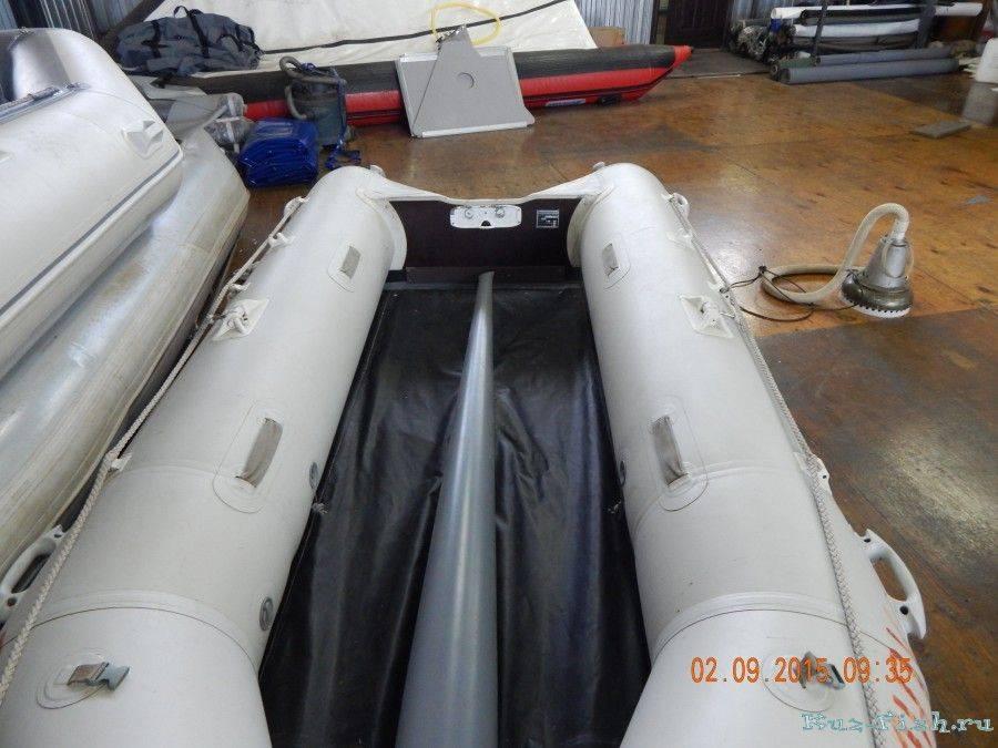 Самодельный киль на лодку пвх своими руками