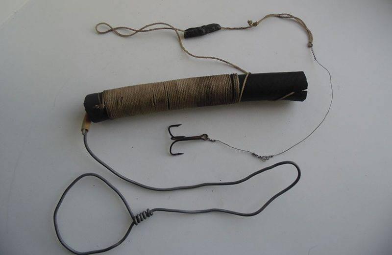 Поставушка на щуку своими руками: необходимые материалы, этапы сборки