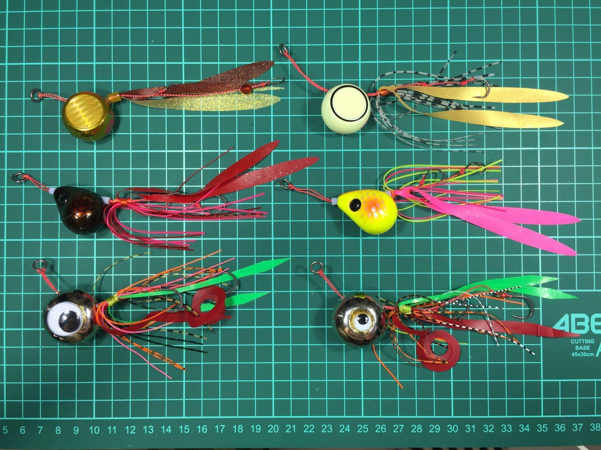 Джиговая ловля | практические советы «азбука джига»