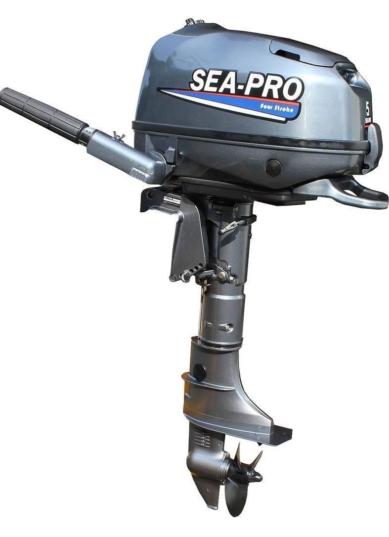 Популярные марки отечественных лодочных моторов