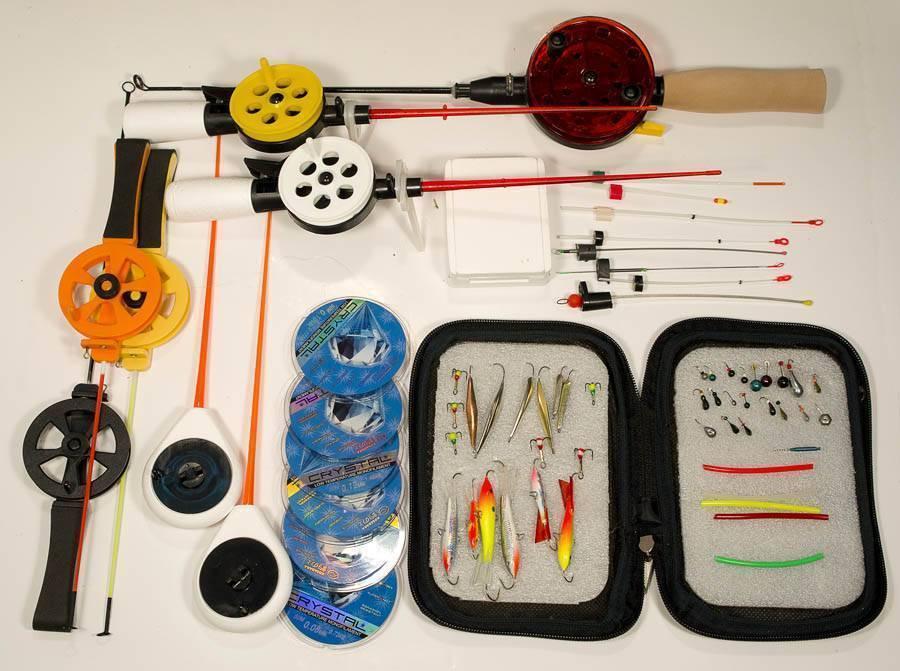 Снаряжение для зимней рыбалки | 7 обязательных вещей