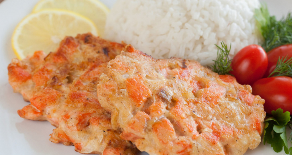 Котлеты из фарша лосося: очень вкусные рецепты
