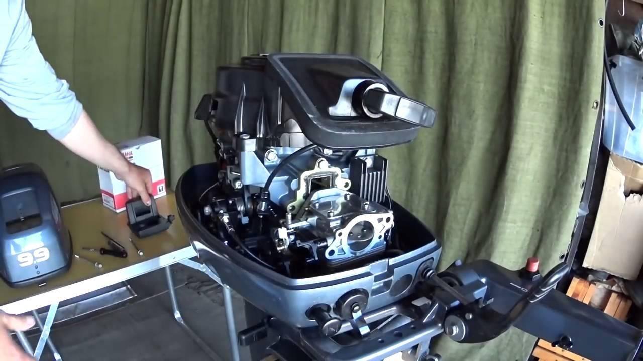 Как увеличить мощность лодочного мотора – основные модели