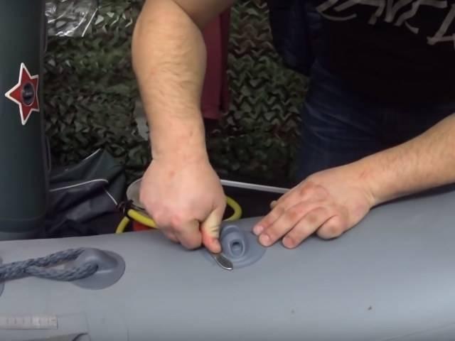 Установка транцевых колес на лодку пвх - схема и видео-инструкции