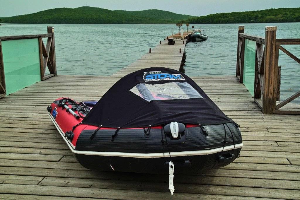 Рулевое для лодки - устройство, виды, установка