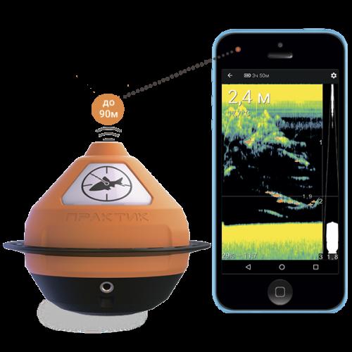 Беспроводной эхолот «практик 7 аяк» см wi-fi: обзор и использование | a-apple.ru