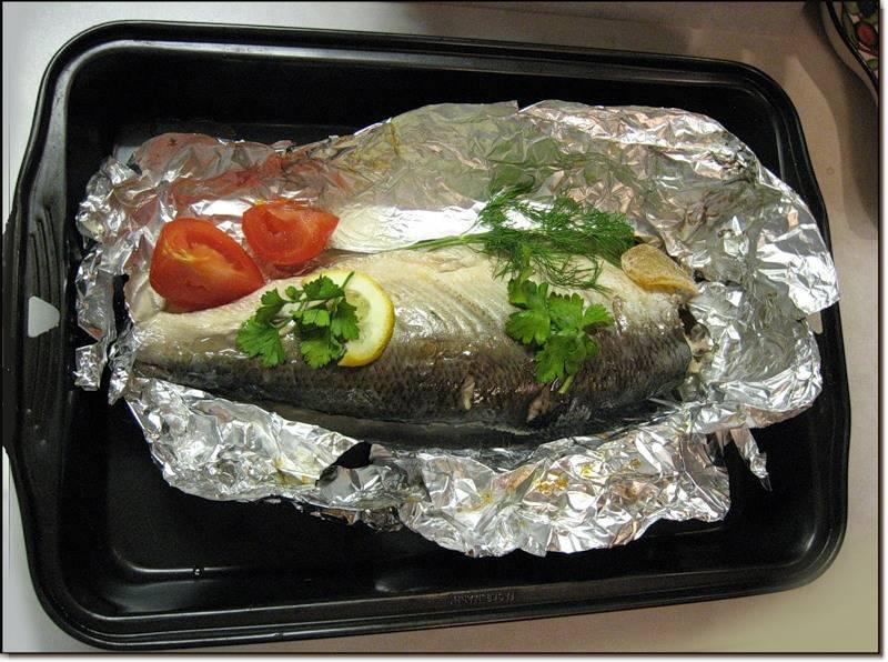 Сколько запекать рыбу в духовке: какое время должна готовится, рецепты