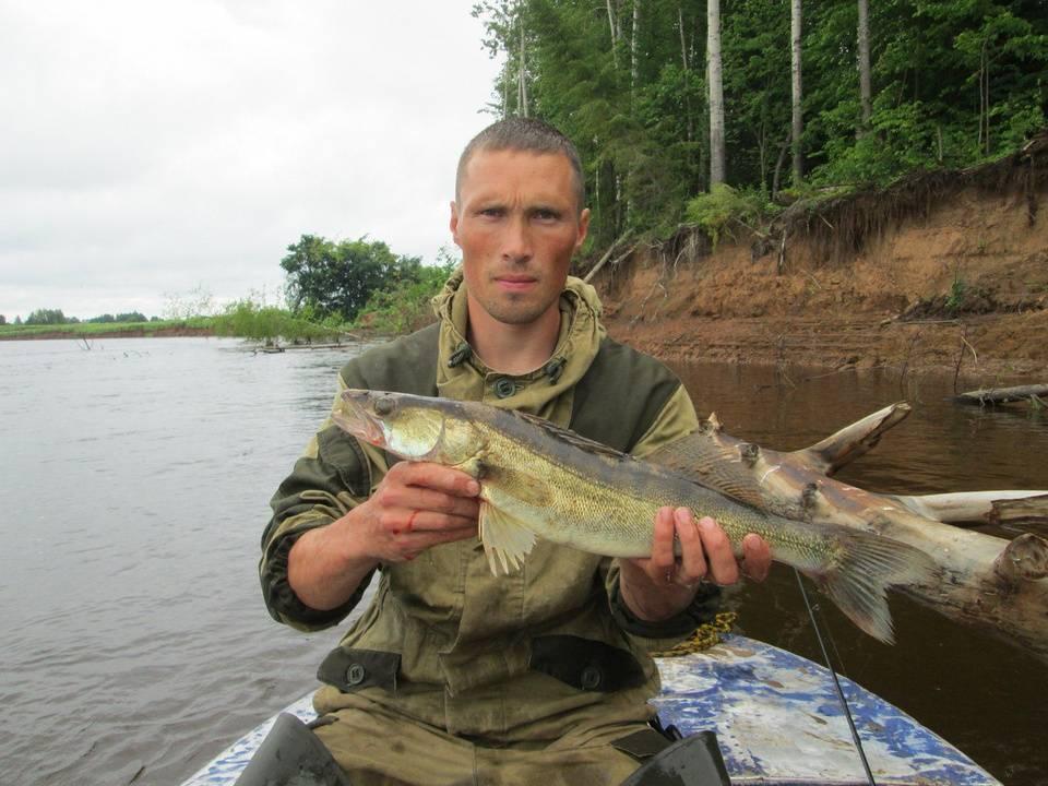 Рыбалка в кировской области и в кирове - fishingwiki