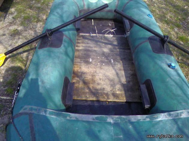 Слань для лодки пвх своими руками — viberilodku