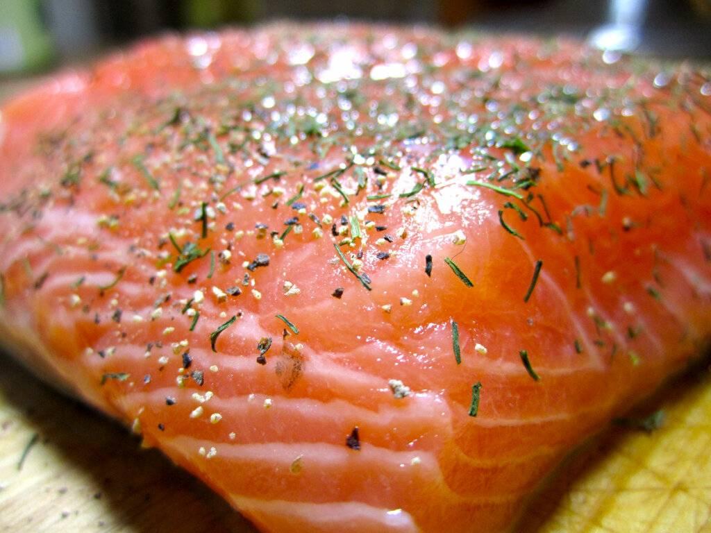 Сестра научила меня, как правильно размораживать лосося разными способами