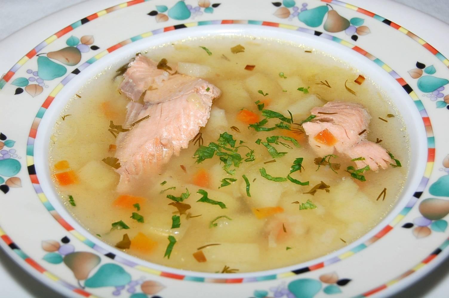 Суп из рыбной консервы — лучшие рецепты. как правильно и вкусно сварить суп из рыбной консервы.
